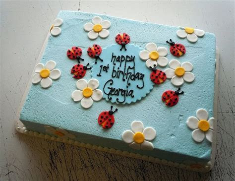 17 Best images about Sheet cakes on Pinterest   Full sheet