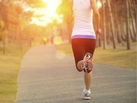 Una buena rutina de ejercicio puede ser impulsada con el consumo de azúcar.
