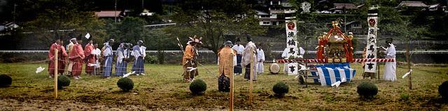 Yabusame Panorama