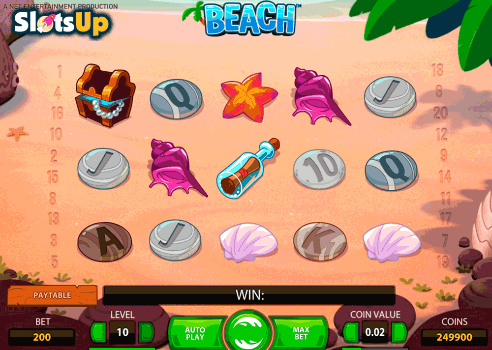 Dec 17, · Play exciting Beach Slot Machine Online by NetEnt™ Software for FREE ᗎ with no download or registration.Check Beach review and try demo of this casino game now/5(18).Cikcilli