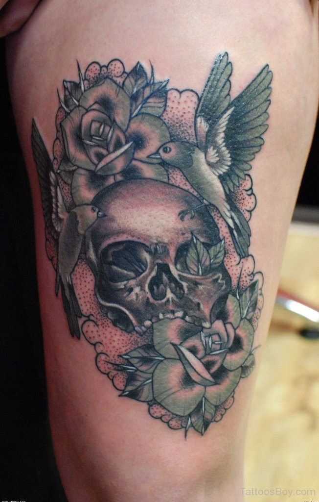 Skull Tattoos Tattoo Designs Tattoo Pictures Page 25