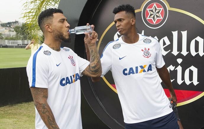 Kazim Jô Corinthians (Foto: Daniel Augusto Jr./Ag. Corinthians)