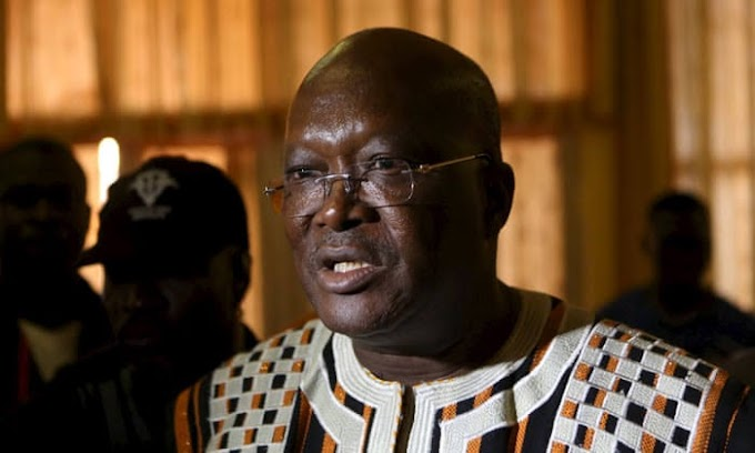Defeated candidates in Burkina Faso elections congratulate president-elect Kabore