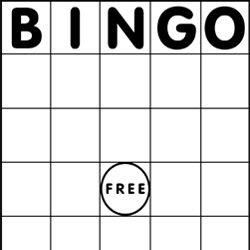 1000+ ideas about Blank Bingo Cards on Pinterest | Bingo template ...