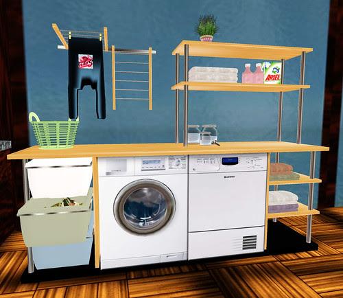 Review - Belle Belle - Laundry set