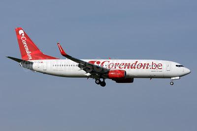 Corendon.be (Corendon Airlines Belgium) Boeing 737-86J WL TC-TJL (msn 32920) ZRH (Andi Hiltl). Image: 911815.