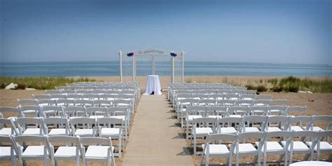 Illinois Beach Resort Weddings   Get Prices for Wedding