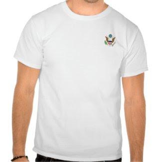 American Coat of Arms Shirt shirt