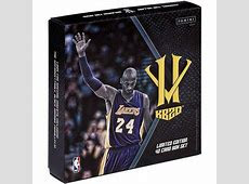 NBA Basketball KB20 Hero Villain Trading Card Box Set