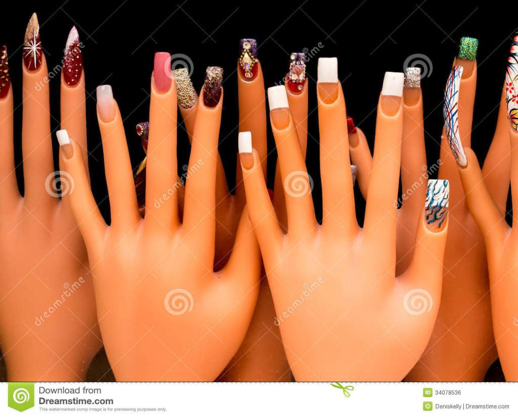 Free Nail Art Samples Choice Image - simple nail design ideas for ...