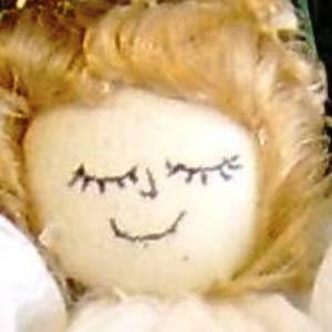 Ангел из ткани своими руками2