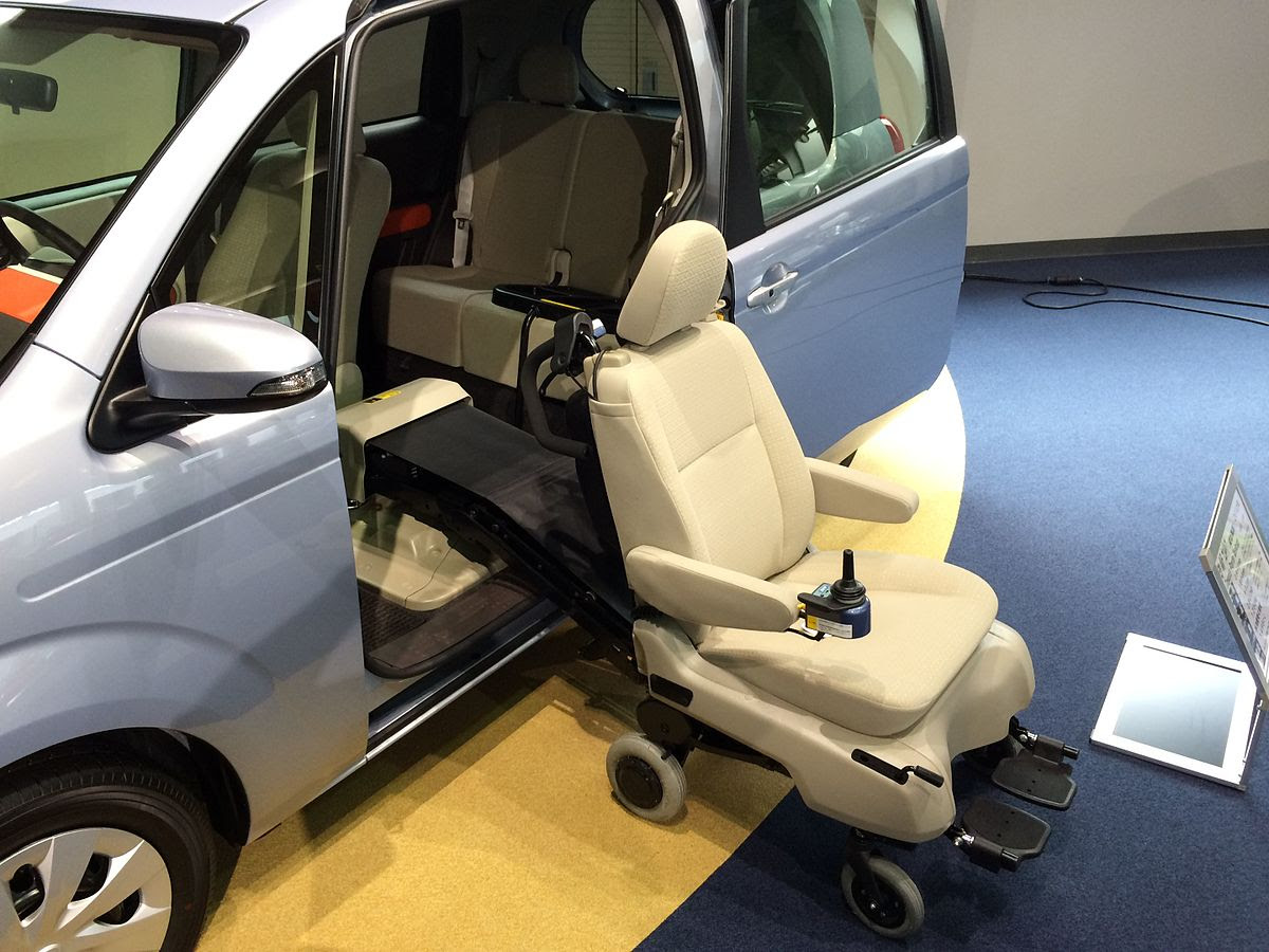 Wheelchair Accessible Van Wikipedia