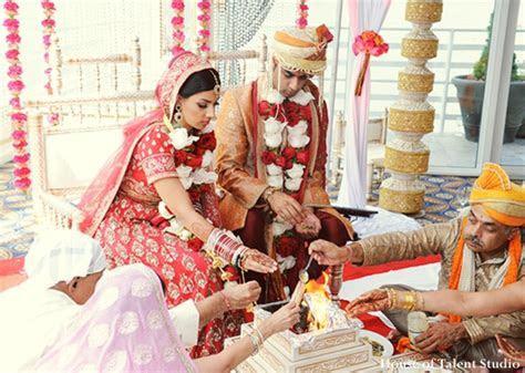 Indian Wedding Gallery: Indian wedding ceremony fire