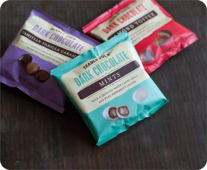 trader joe's mini chocolates review