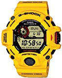 [カシオ]Casio 腕時計 G-SHOCK 30th Anniversary Lightning Yellow Series RANGEMAN 世界6局電波対応ソーラーウォッチ 【数量限定】 GW-9430EJ-9JR メンズ
