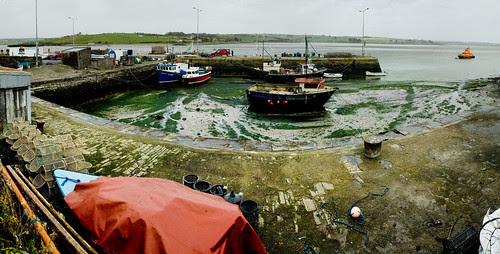 Courtmacsherry Harbour