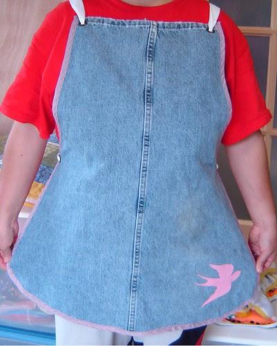 Jeans Apron #2