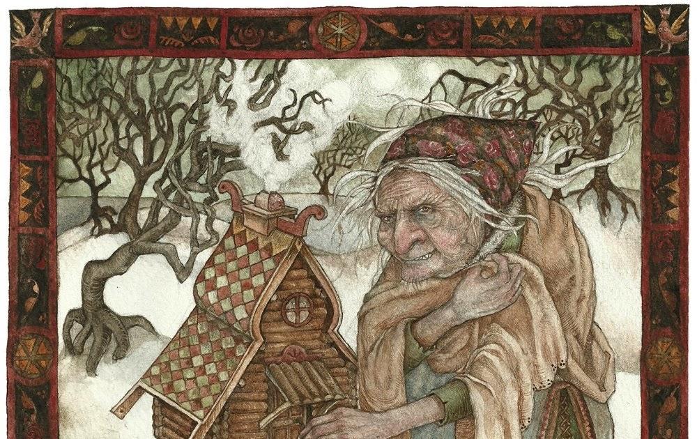 Stranguh - Baba Yaga