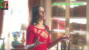 Rita Pereira sensual na novela A Herdeira