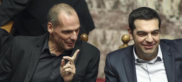 Στερεύει η συμπάθεια για τον ΣΥΡΙΖΑ - EUROKINISSI/ΧΡΗΣΤΟΣ ΜΠΟΝΗΣ