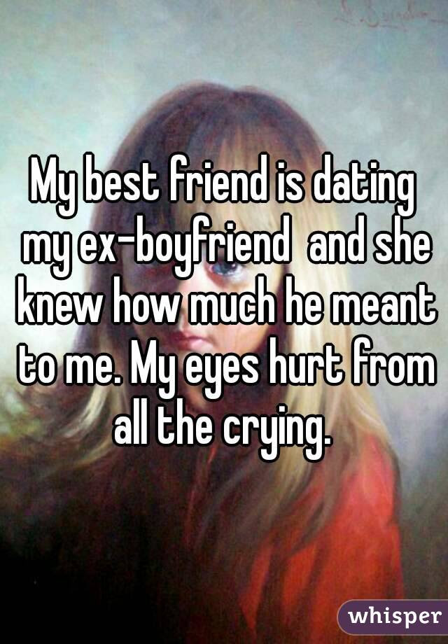 My Best Friend Is Dating My Ex Boyfriend And She Knew How Much He