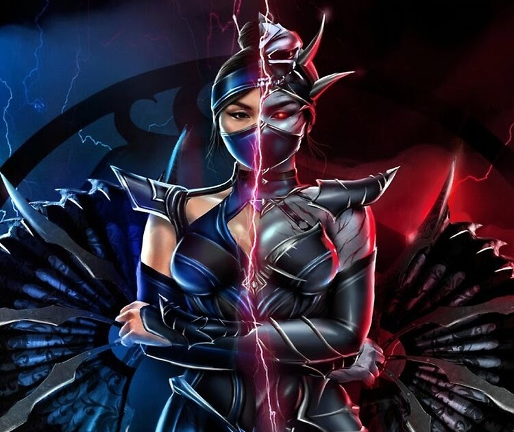 CRMla: Mortal Kombat 11 Kitana