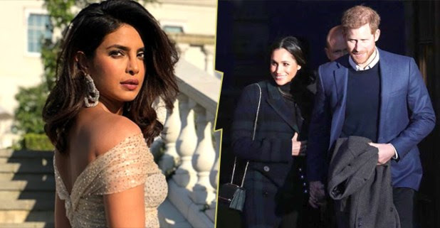 Meghan Markle's Close Pal Priyanka Might Be The Godmother For Her Soon-To-Be-Born Royal Baby