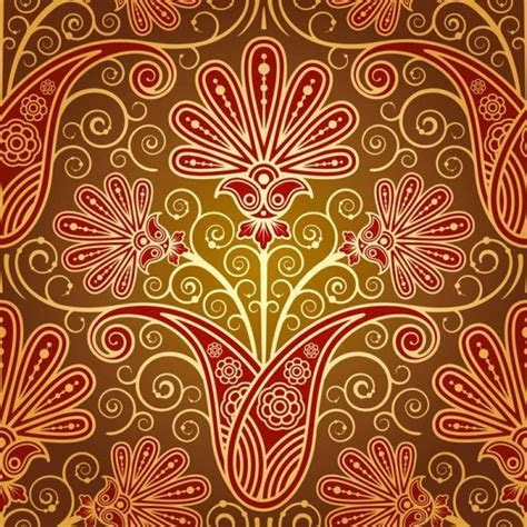 Paisley pattern free vector download (18,680 Free vector