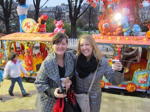 Paris birthday weekend