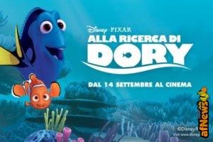 La pesciolina Dory aprirà la 46. edizione del Giffoni Film Festival
