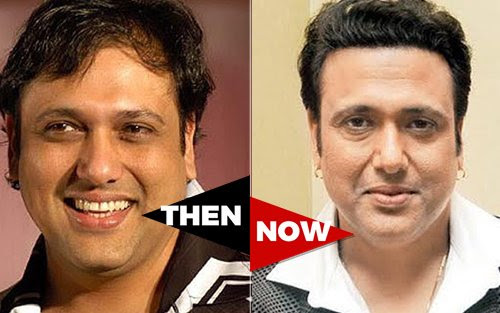 Image result for govinda hair loss