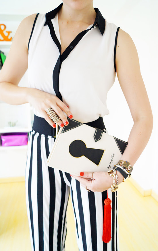 Black & White trend Summer 2013