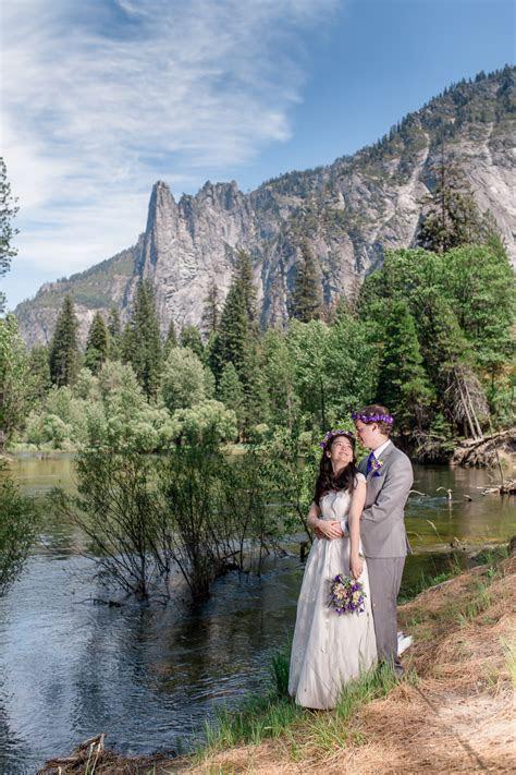 Samantha & Andrew   Yosemite National Park Wedding   A