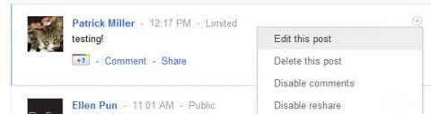 8googleplus  04 Khám phá Google+, mạng xã hội của Google (p3)