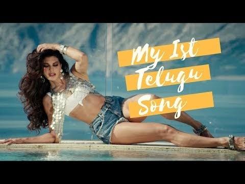 Saaho Bad Boy My First Telugu Song By Jacqueline Fernandez