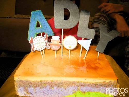 Birthday Adly 2012
