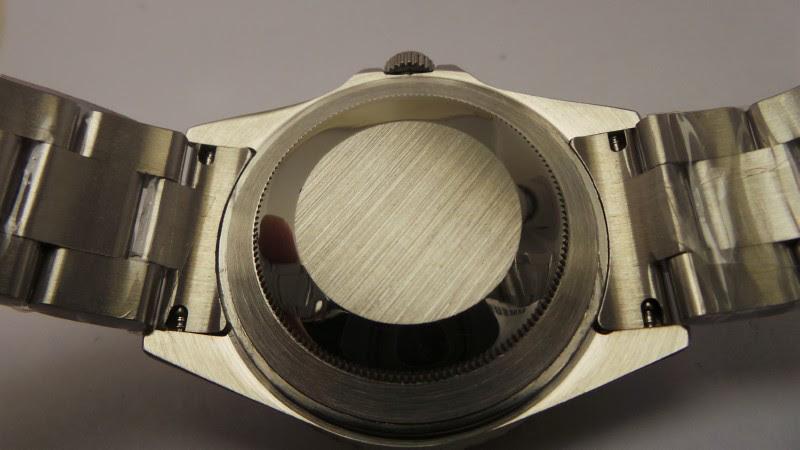 Rolex GMT Master II Caseback