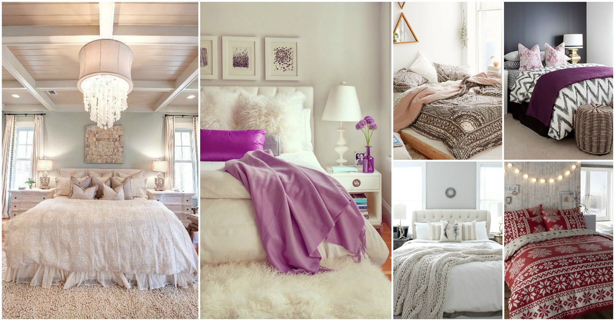 15 + Lovely Bedroom Decor Ideas That Will Steal The Show