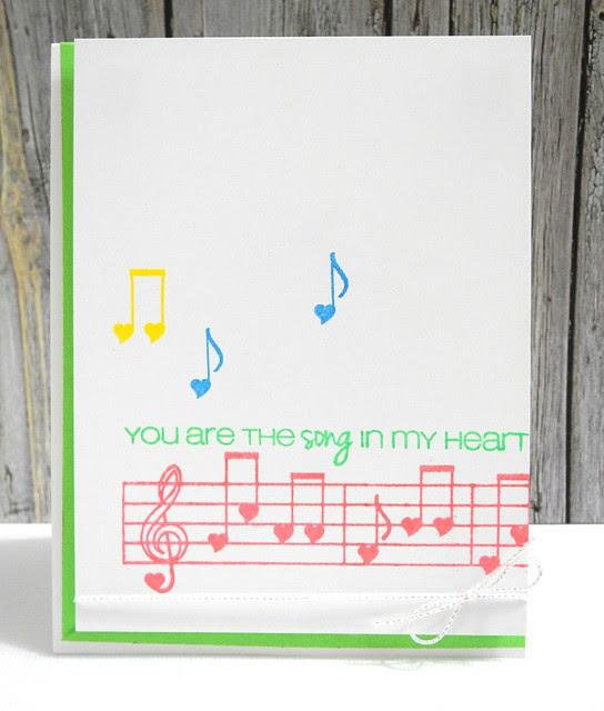 Neon Song in My Heart