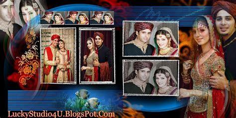 Wedding Karizma Templates Psd Files For Photoshop   Lucky