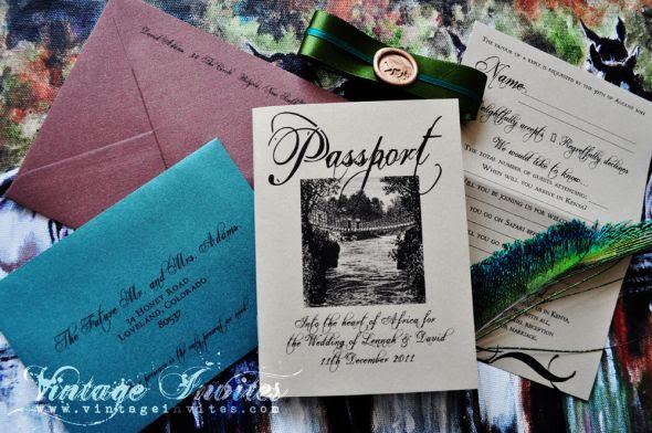 Chicago Themed Wedding Invitations: Saman's Blog: Vintage Chicago Destination Wedding