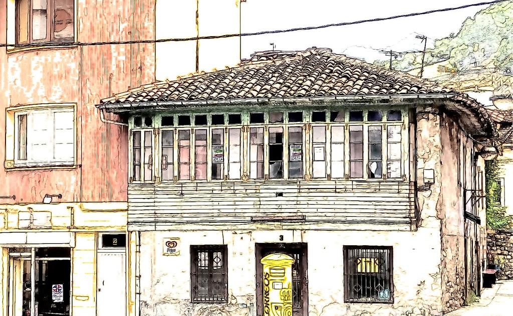 El tiempo por s mismo una casa vieja en pola de lena for Reformar casa vieja uno mismo