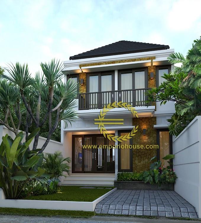 Rumah Minimalis 6x15 2 Lantai | Ide Rumah Minimalis