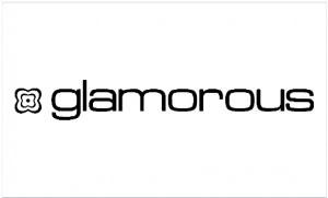 glamorous black-white