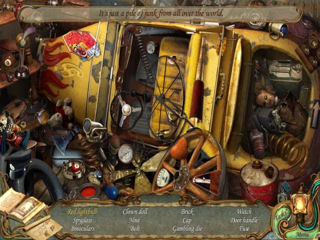 Dreamland Free PC Game Screenshot