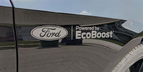 product  ford mustang powered  ecoboost fender