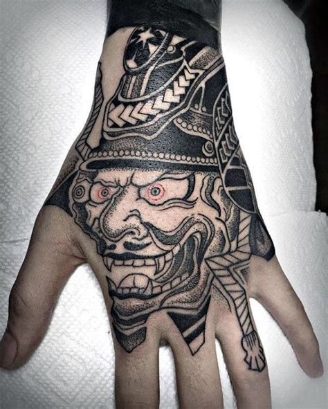 top hand tattoos men unique design ideas