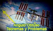 Angulo Obtuso, Teoremas y Problemas, Geometria Plana.