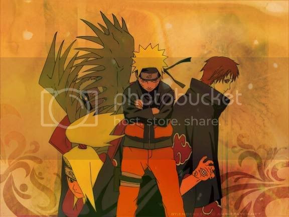 Naruto Wallpapers and Pictures