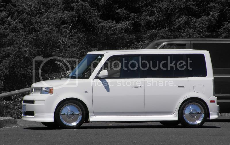 2005 Scion xB Rays Wheels